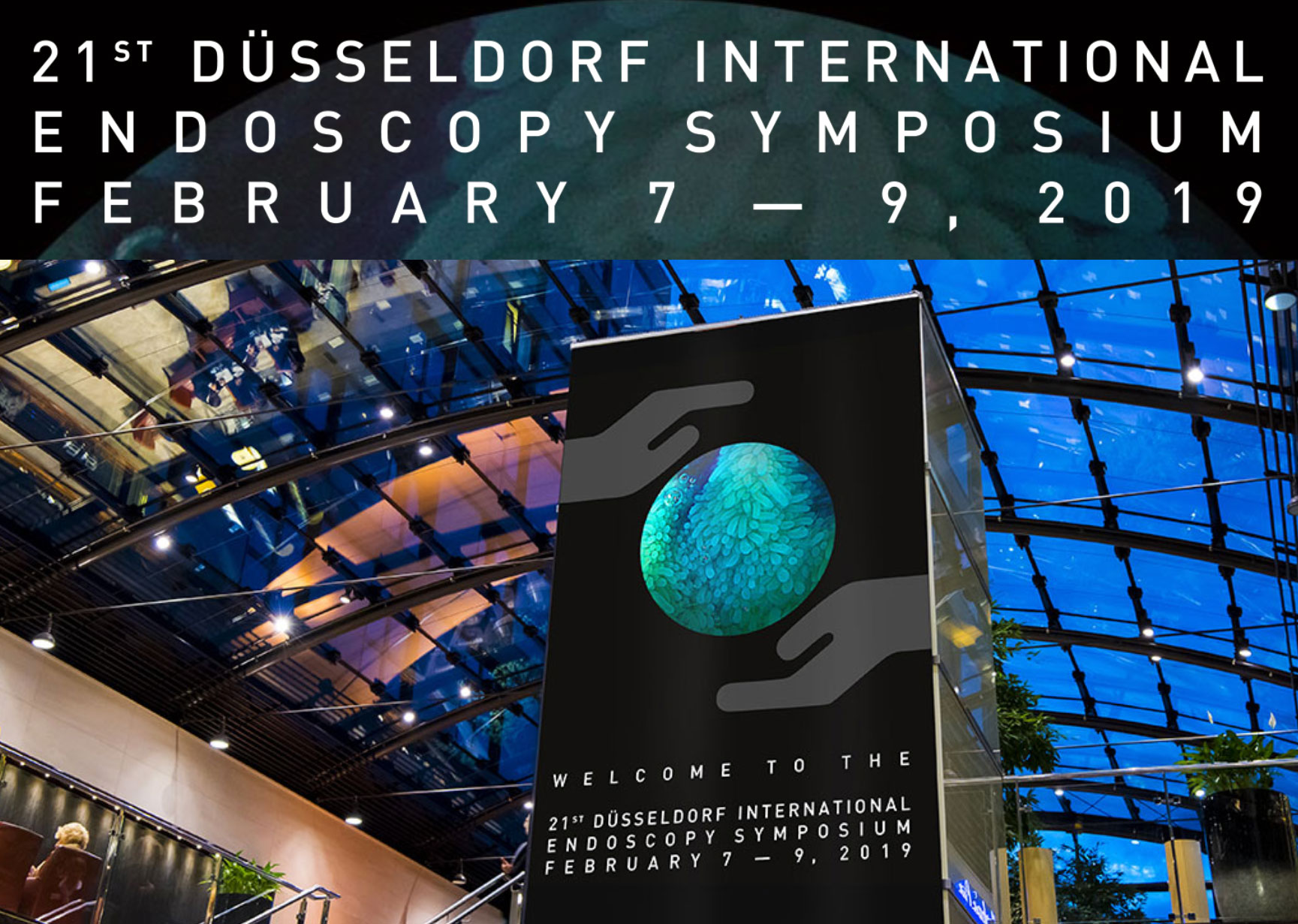 21st Düsseldorf International Endoscopy Symposium