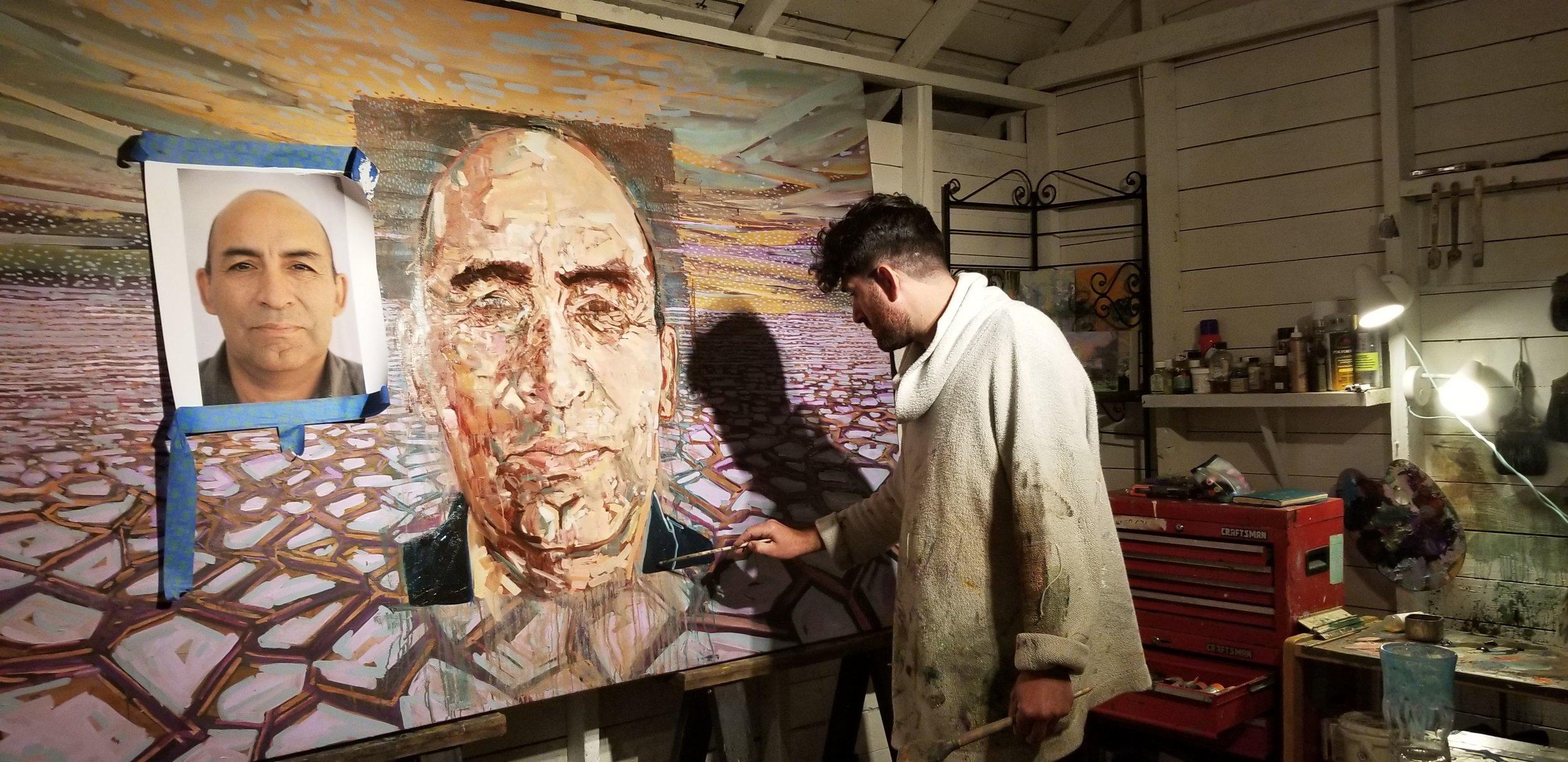 JOHN LOUGHMAN ART -
