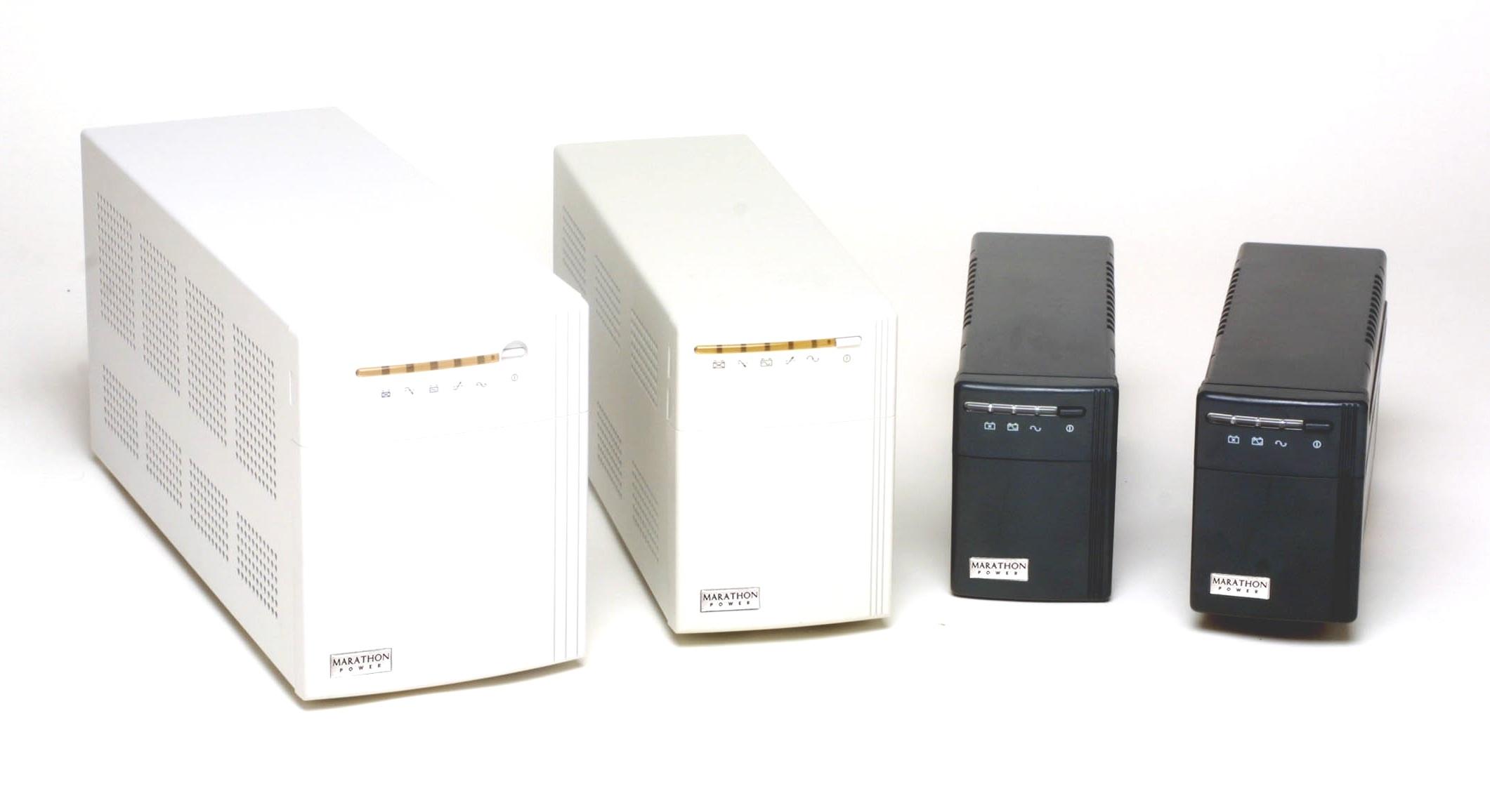 SPRINT SERIES - Compact, reliable battery backup with AVR. Ideal for general commercial and industrial applications.