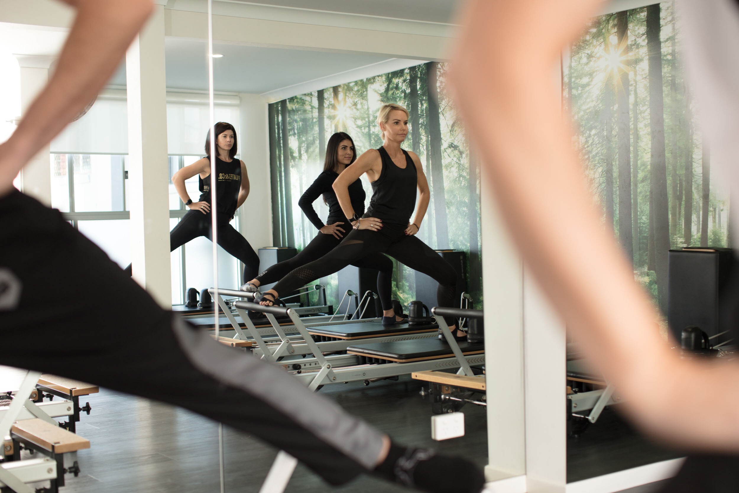 I absolutely love the atmosphere, the team, classes and results at Pilates & Co and couldn't find myself going anywhere else from now on.