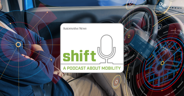 Shift - AVs, anthropology and the Moral Crumple Zone