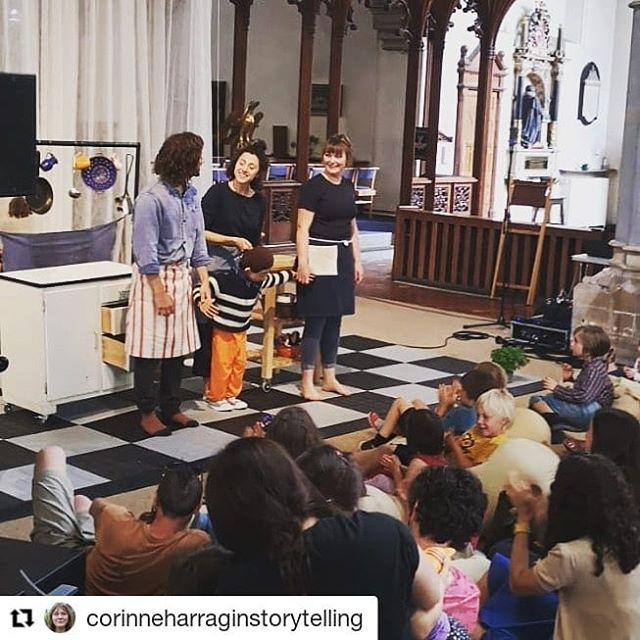 #Repost @corinneharraginstorytelling ・・・ Thank you to everyone who came to see Three Suns at @festivalplayground and @tropicalpressure.. we had an utterly marvellous time performing to full and fabulous audiences of all ages. It has been an absolute pleasure working with @bob_pentagon and @isabellyster at @paperjungle.studio as well as @tessabide, @jemimayong and Jo Blake.. and big ups to the arts council for making it all possible. - - - If you saw the show and would be up for giving some feedback, we'd love to hear from you. DM me or email: corinneharragin@hotmail.co.uk - - - More photos on their way! Look out for our tour dates in the autumn! Xx