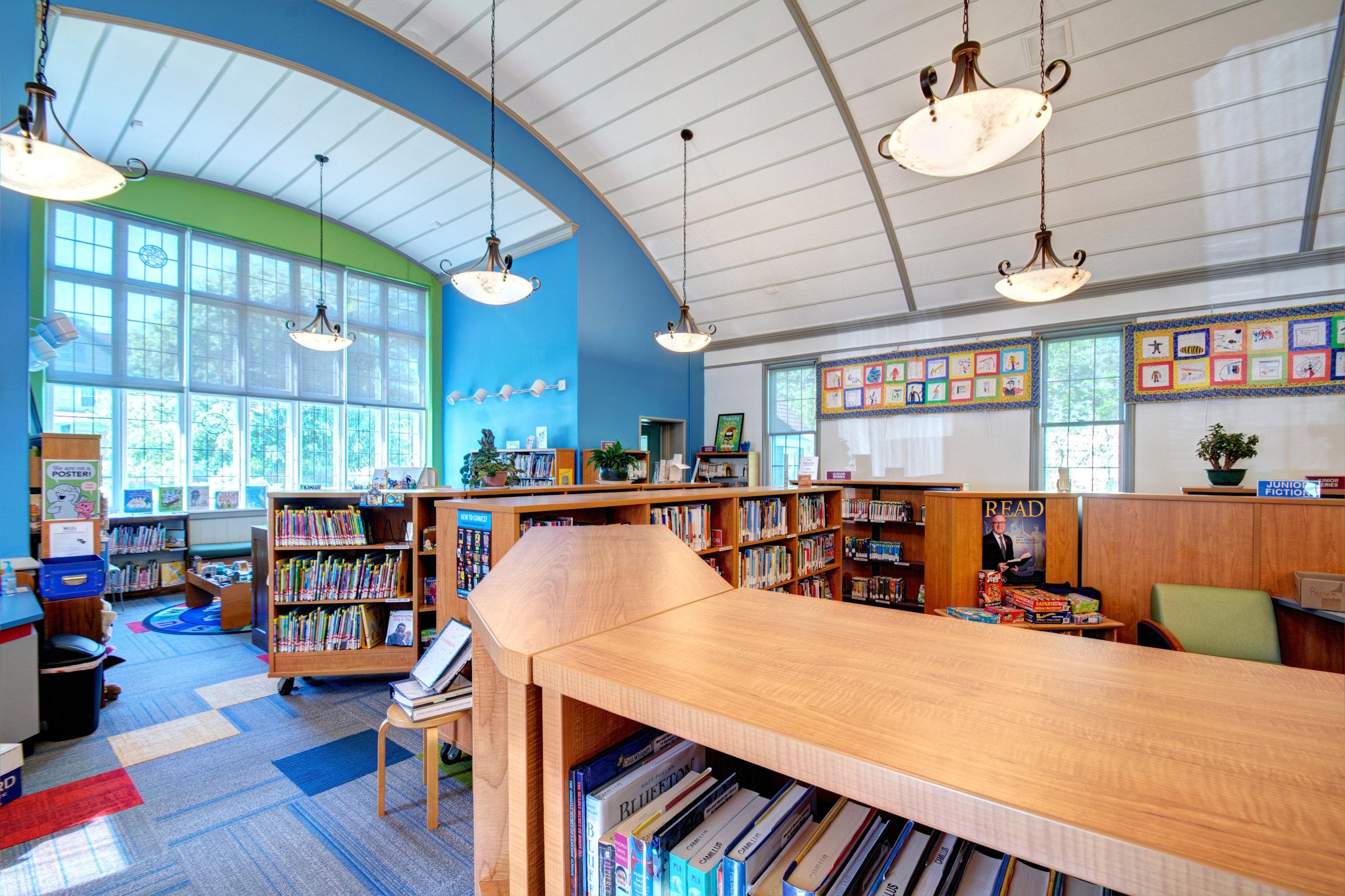 + Maxwell Memorial Library