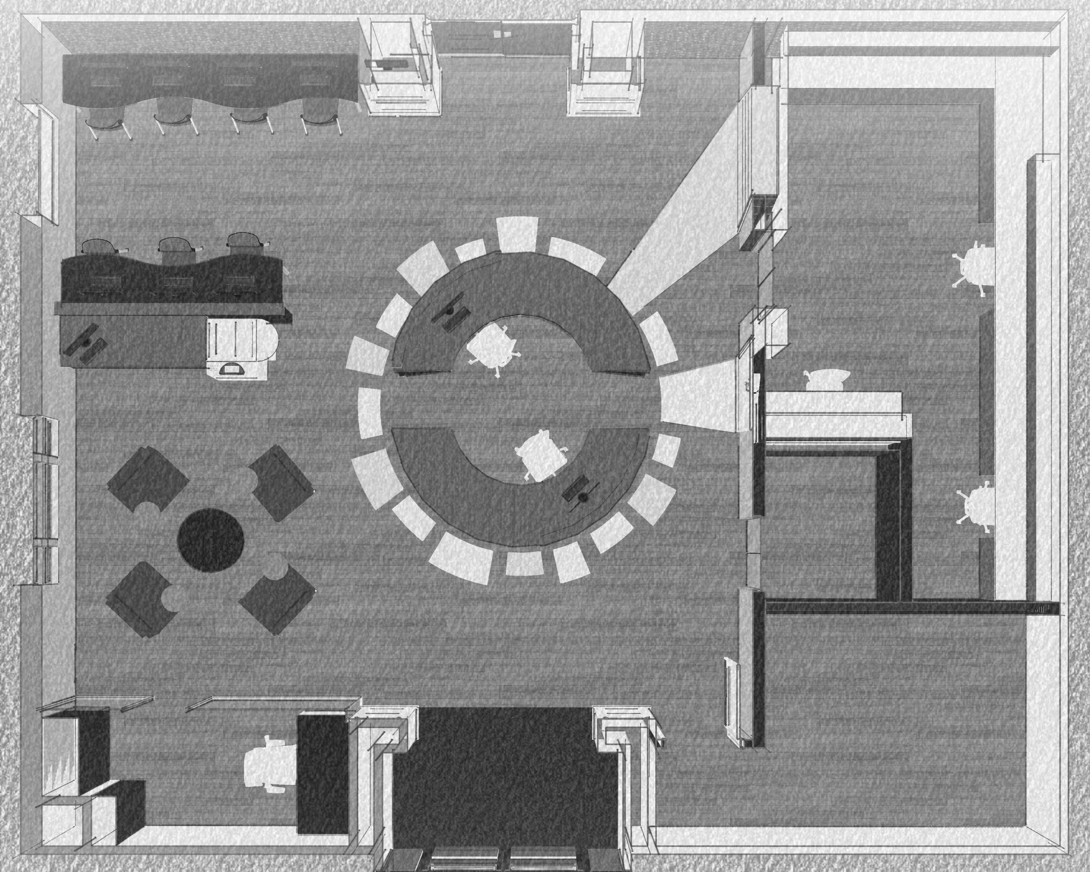 + Seymour Library - Lobby