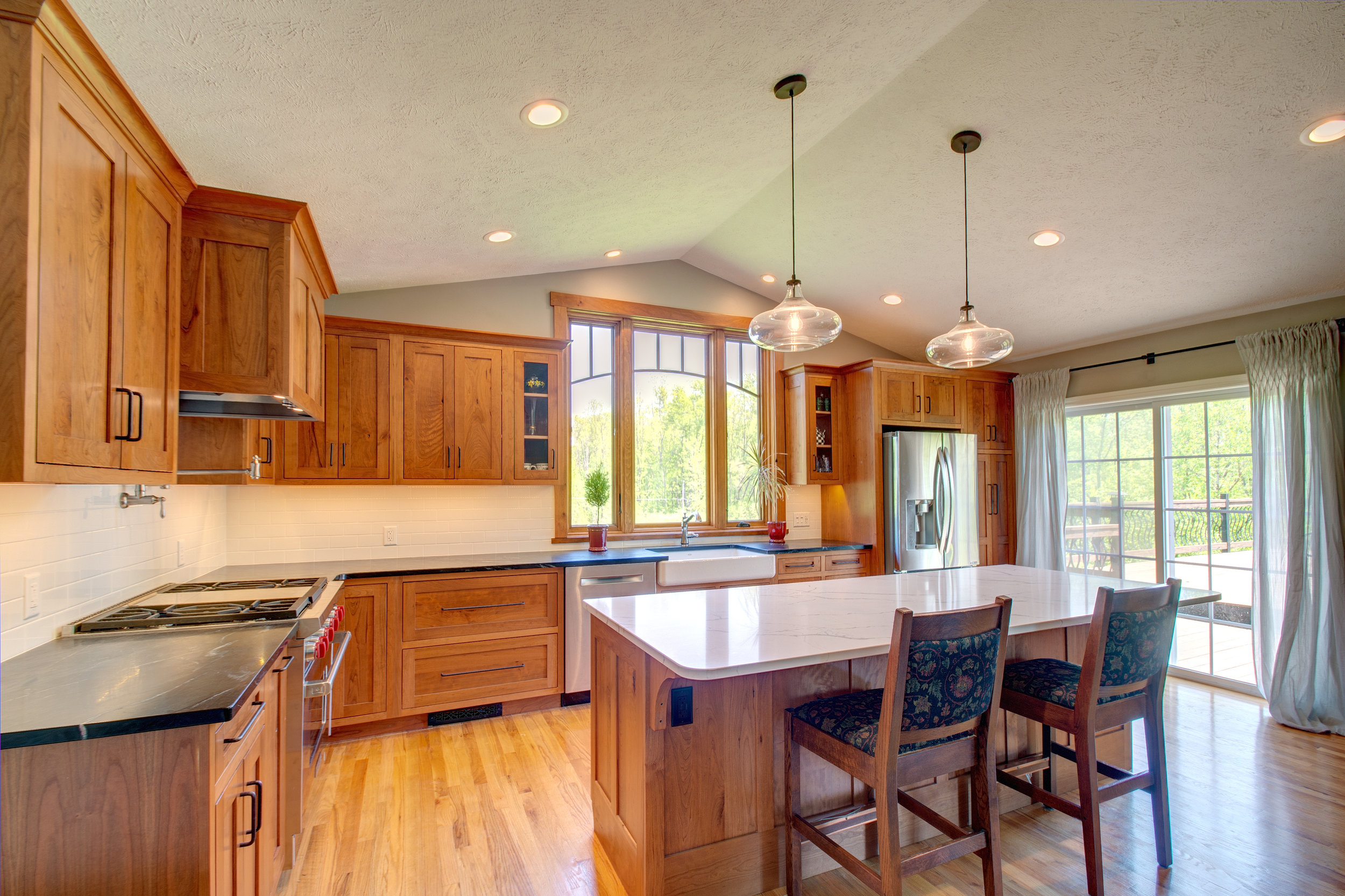 + Craftsman Kitchen