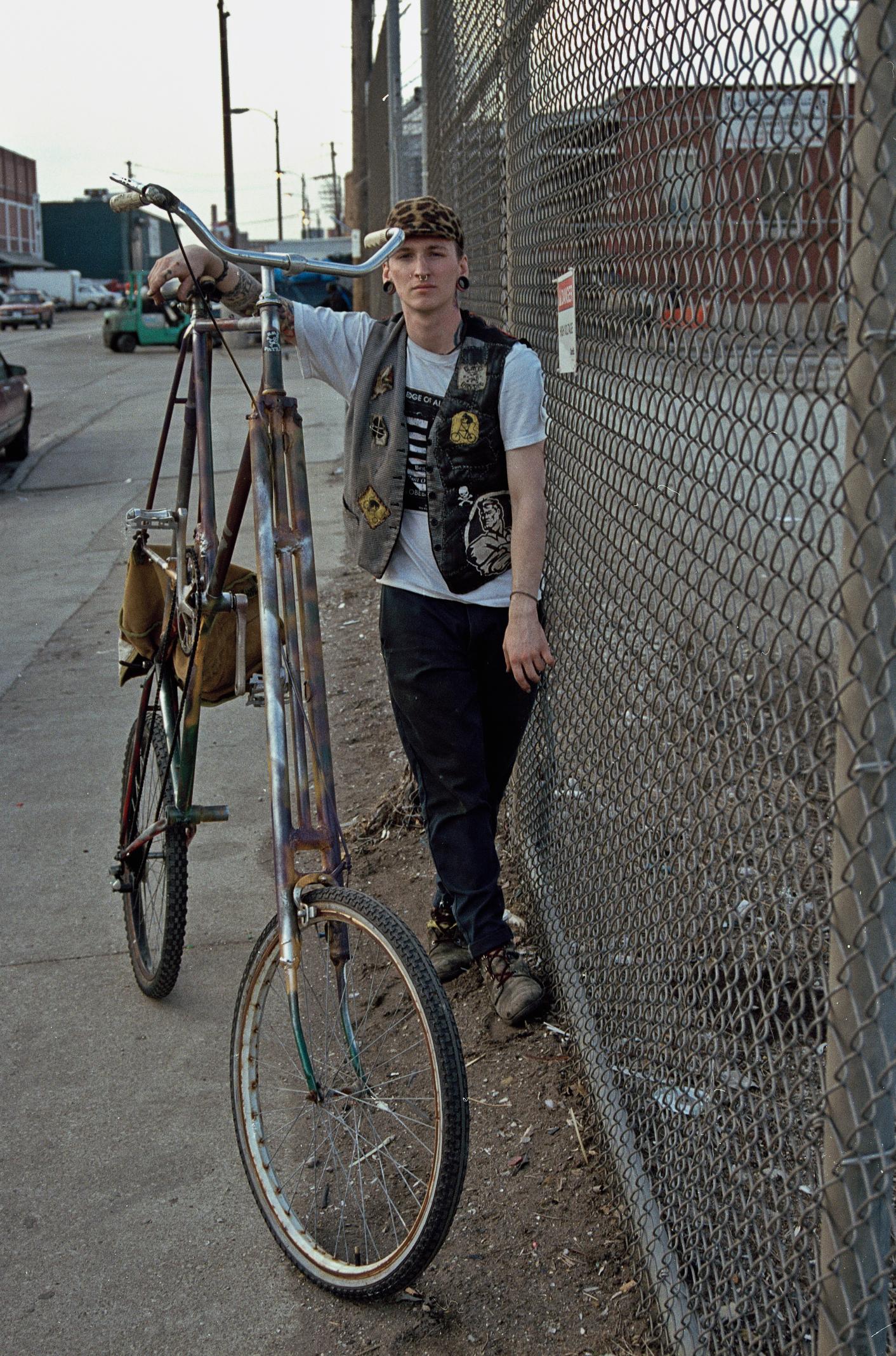 Josh, Chicago ▼ 2006