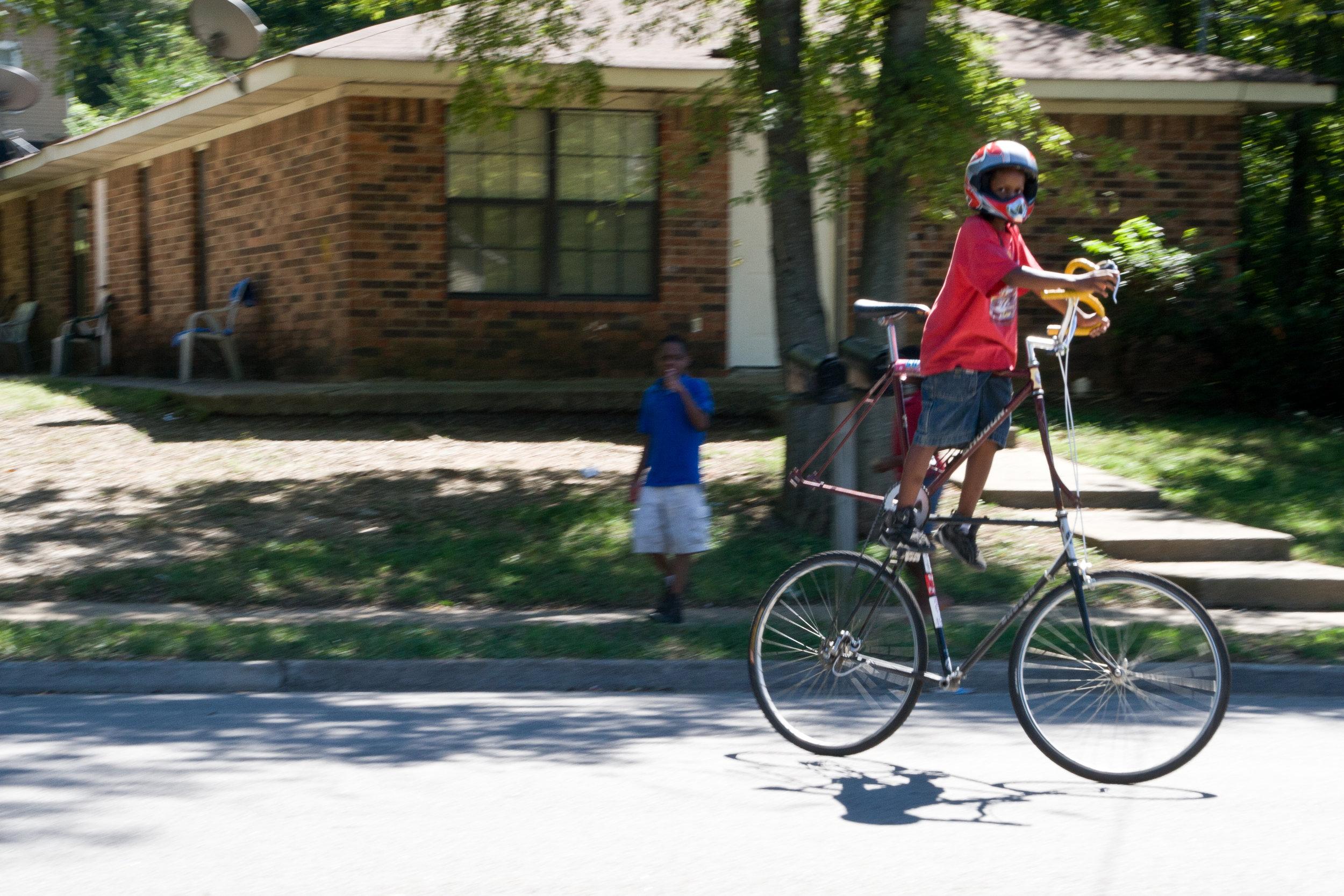 Neighborhood Kid, Nashville ▼ 2010
