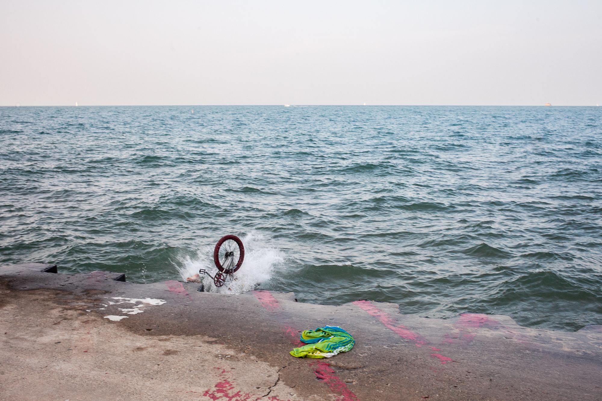 Swim Bike, Chicago ▼ 2014
