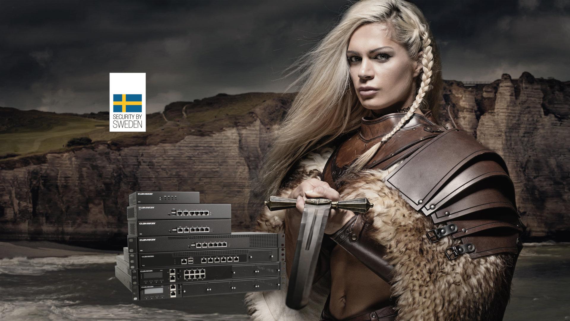 Clavister Connect.Protect - Clavister is een innovatieve network security vendor uit Zweden, die een full range van network security solutions levert voor fysieke en gevirtualiseerde omgevingen. Vooraanstaande enterprise klanten, Cloud Service Providers en Telecom Operators draaien al jaren op de oplossingen van Clavister.