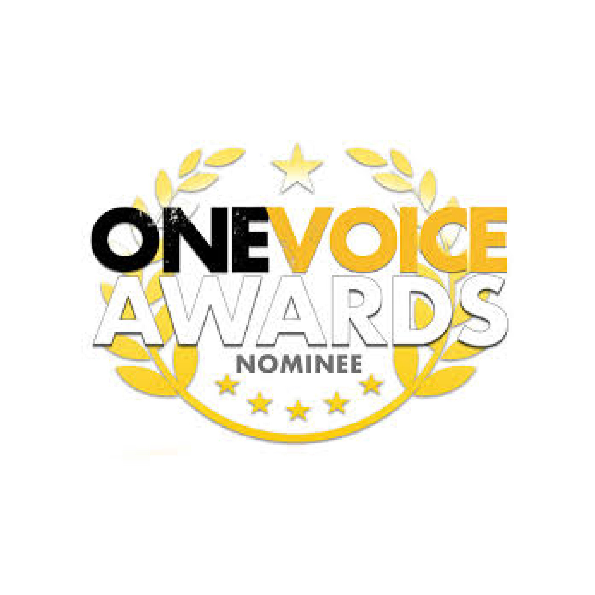 One Voice Award Kate Nieland Logo.jpg