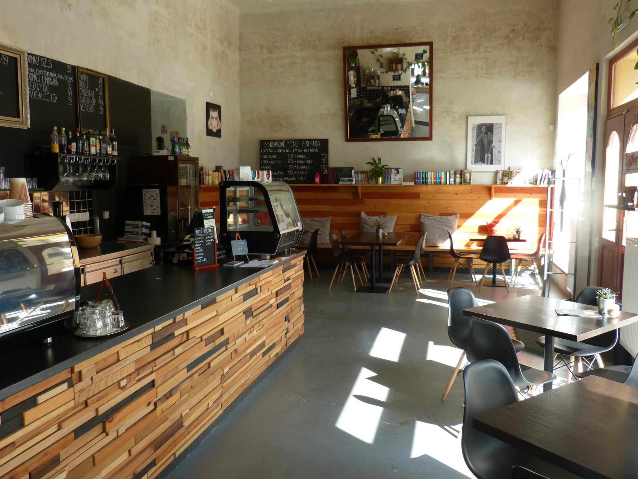 Kavárna PANT -