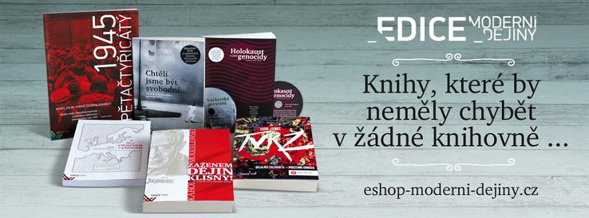 Nakladatelství Edice Moderní dějiny a e-shop -