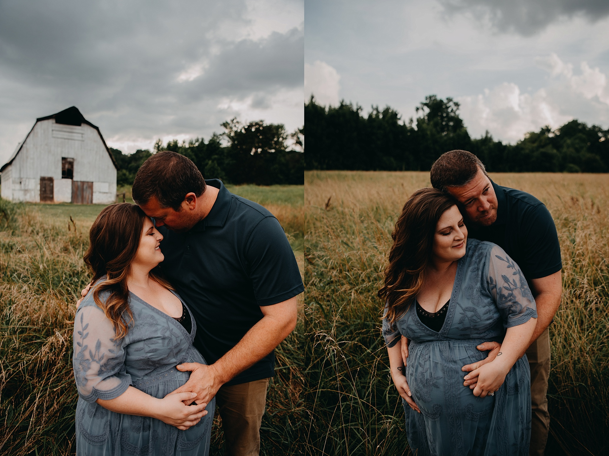 best atlanta maternity photographers, arabia mountain park