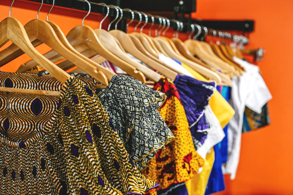 CLOTHING : We are constantly restocking our clothing line. To purchase African clothes online, please visit our merchandise website  www.africandrumshop.com  or visit us at the studio.