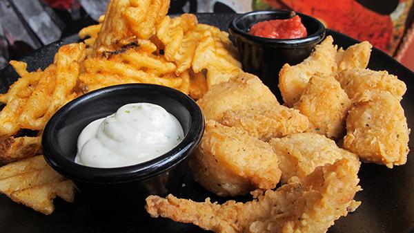 Catfish Nuggets -