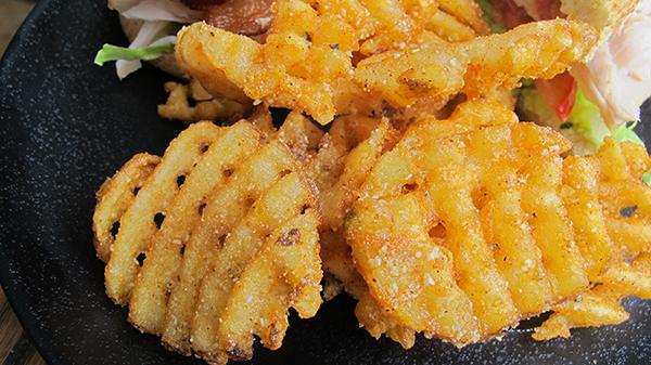 WaffleFries -
