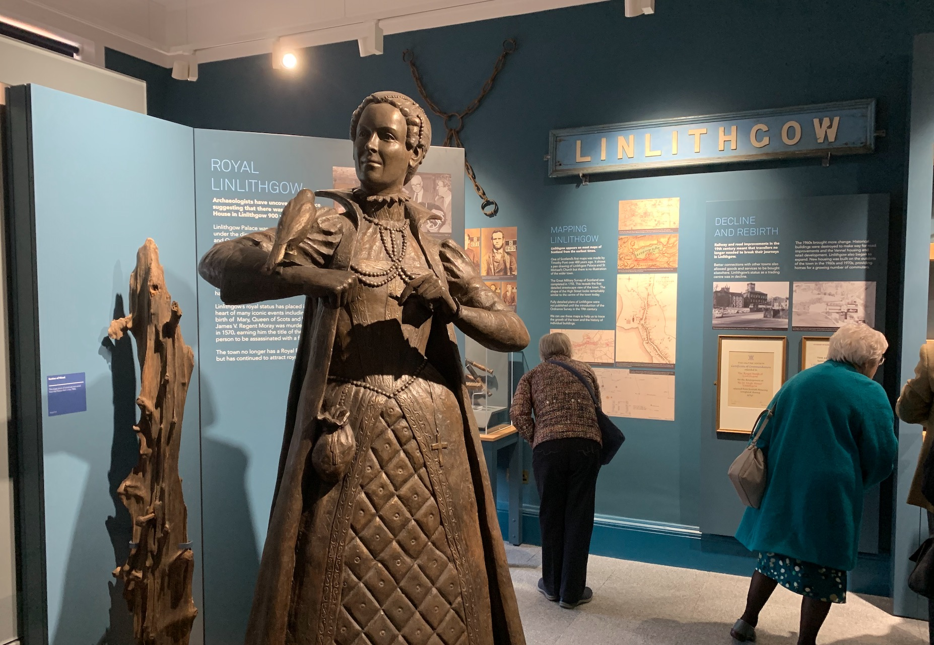 About OUR MUSEUM - Find out about our volunteer-run museum and our own history.