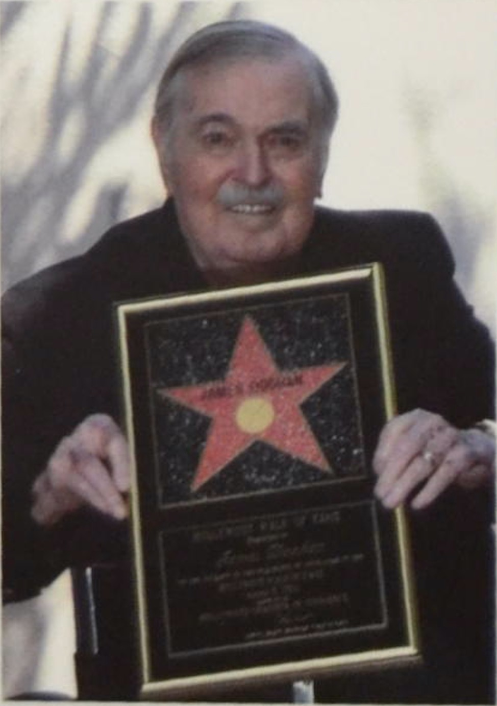 James Doohan & Hollywood Star