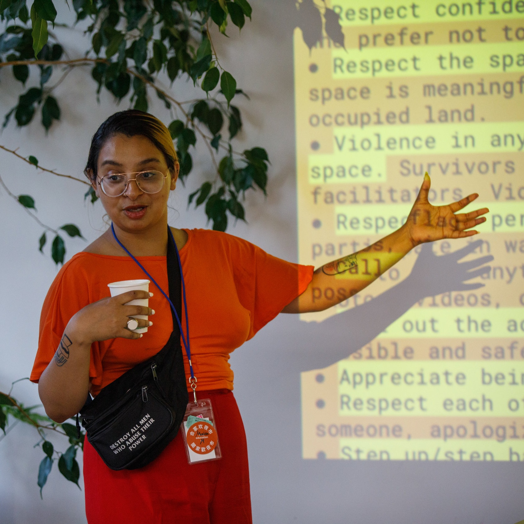 Monica Mohapatra of SADAC. Photo courtesy of Stephen Yang.