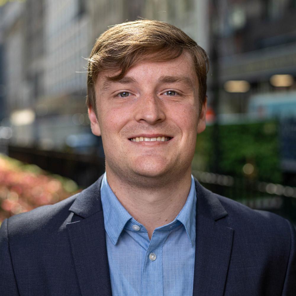 Alec Nixon - Director of Research Associates