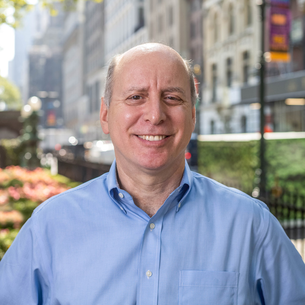 Eric Garland  Managing Director, Research
