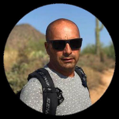 David Nikzad /Co-Founder -