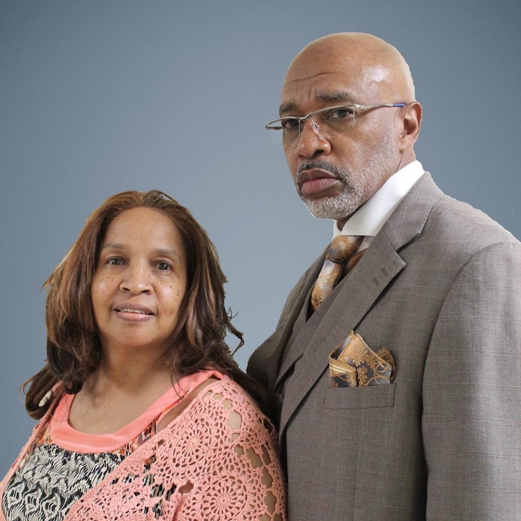 Elders Darryl & Sheree McRae