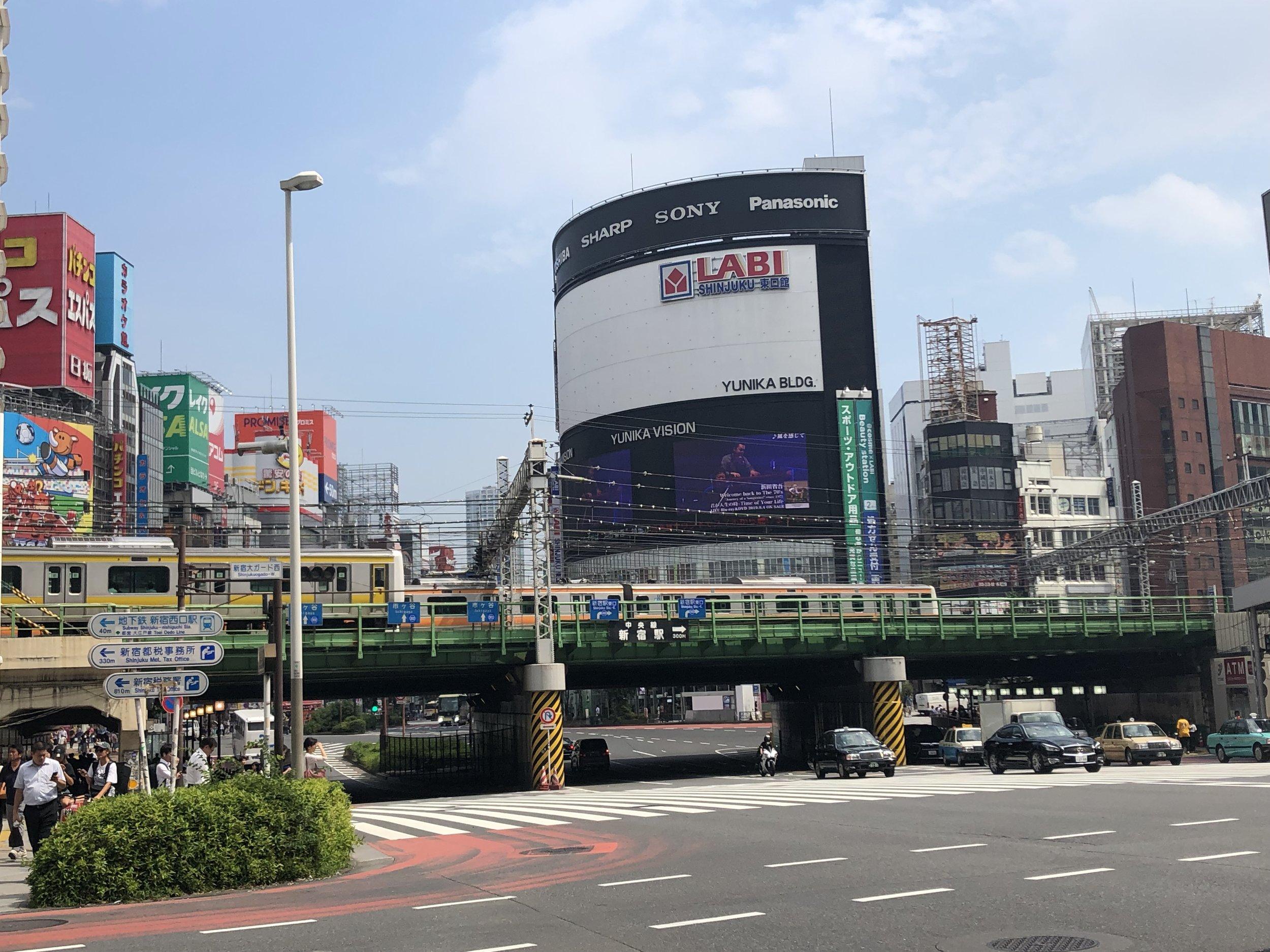 tokio sehenswürdigkeiten