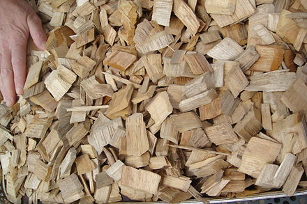 woodchips to energy