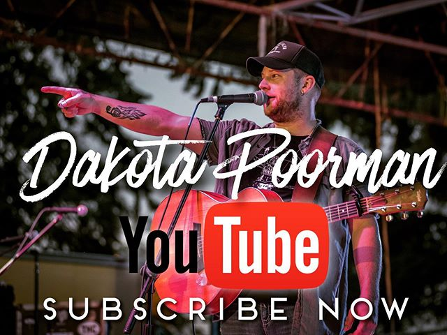 New Videos! . . . . NEW YOUTUBE Channel! Go check em' out. 🎥  Video link in the bio! #youtube #singersongwriter #musician #country #music #pacificnorthwest #pnw #coorslight #taylorguitars #marshalltuckerband #hillarybutlerphotography #joetafoya #unclesams #killinit #notpoliticallycorrect
