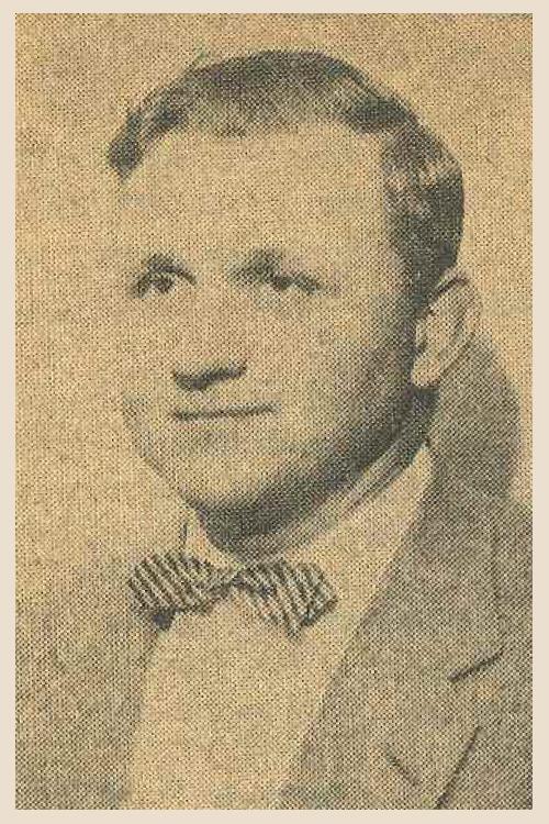 "Robert ""Bob"" Keller, 1956   Young Farmer of the Year"