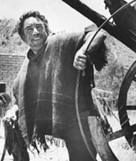Anthony Quinn in  Guns for San Sebastian , 1968