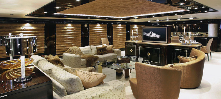 Assembling a team of professionals that you can trust and that you have an excellent relationship with is paramount to the success of any yacht interior refit project.