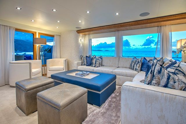 Check out Dockwalks 2019 Extreme Makeovers!! M/Y Winning Hand our refit project was featured in the Dockwalk August 2019 Issue pages 72-74!! Thank you Cecile and Laura @dockwalk @boatinternationalmedia @karenlynn_yachtinteriordesign #yachtrefit #extrememakeover #yachtmakeover #yachtdesigner #yachtinteriordesign #yachtdesign #yachting #yachtbroker #yachtbuilder #yachtcapt #charteryacht #teamrefitrocks #yachtlife #yachtinteriors #lauderdalemarinecenter #yacht #yachtstyle #shipyard #yachting #yachts