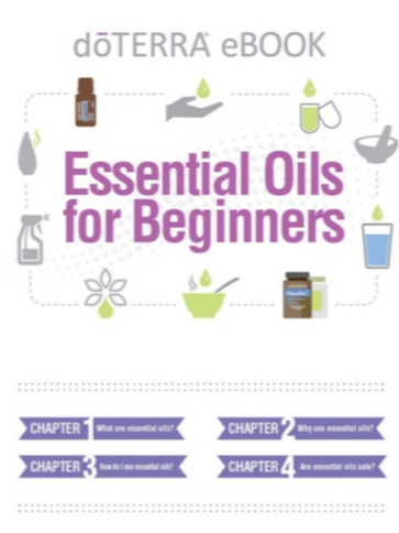 "Essential Oils for Beginners - Click here to be redirected to doTERRA's website and download this eBook ""Essential Oils for Beginners"".This eBook is available as a pdf download, as well as, an audio book!Chapter 1: What are essential oils?Chapter 2: Why use essential oils?Chapter 3: How do I use essential oils?Chapter 4: Are essential oils safe?"