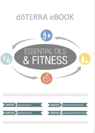 "Essential Oils & Fitness - Click here to be redirected to doTERRA's website to download this ebook ""Essential Oils & Fitness"".This eBook is available as a pdf download, as well as, an audio book!Chapter 1: Healthy habits and essential oilsChapter 2: Which essential oils are most helpful for fitness?Chapter 3: Important elements of a workoutChapter 4: Incorporating essential oils into your fitness routine"