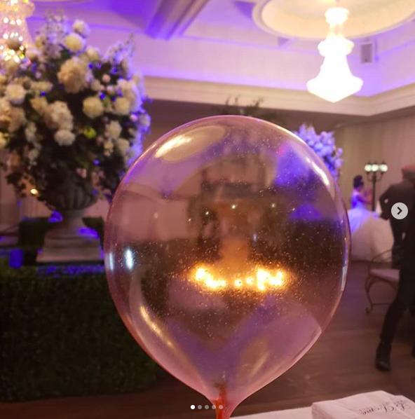 Edible Balloon
