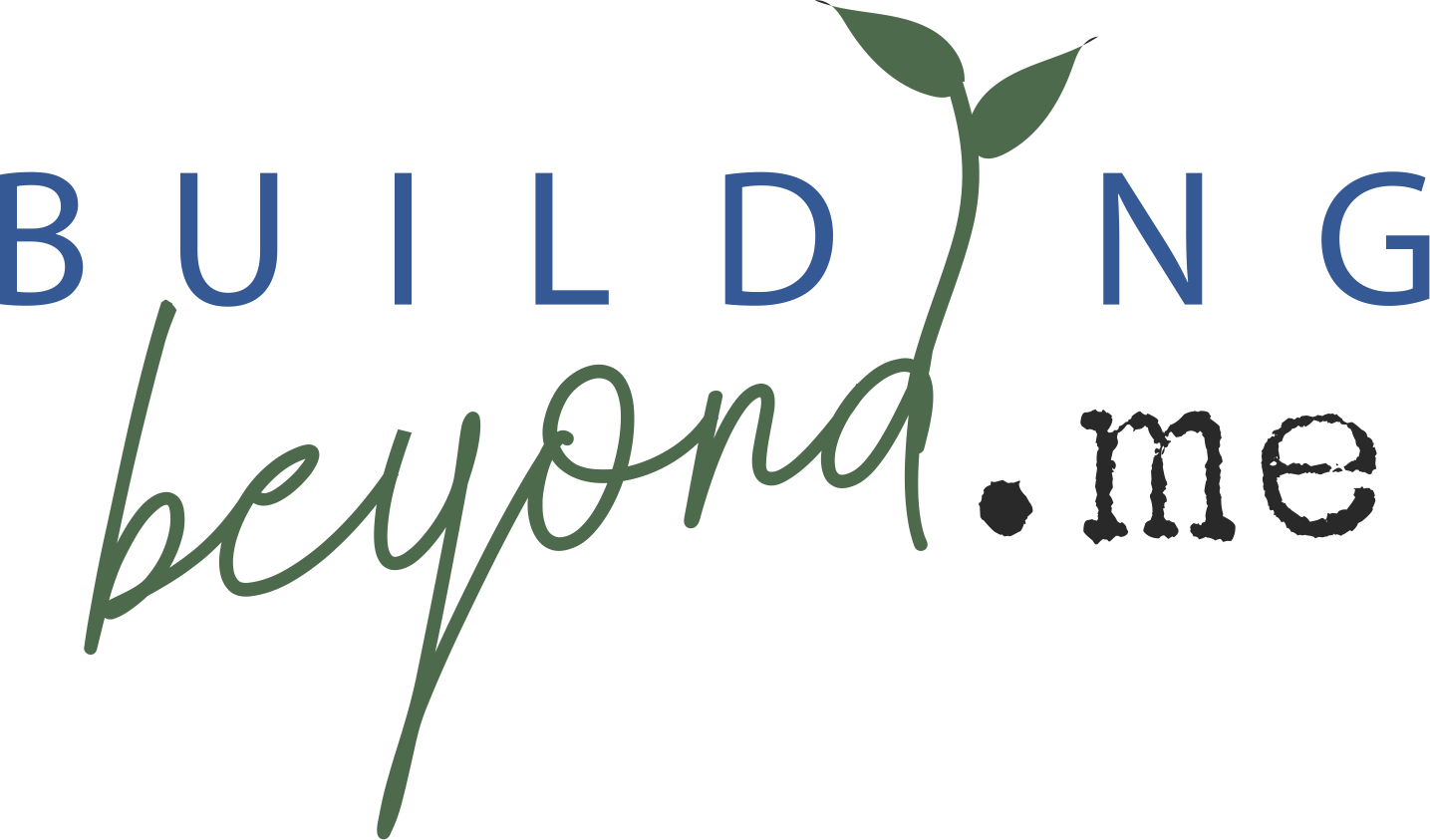 www.BuildingBeyond.me  - Building Beyond Me is a 501(c)3 non-profit committed to building safe, loving, and helpful communities.