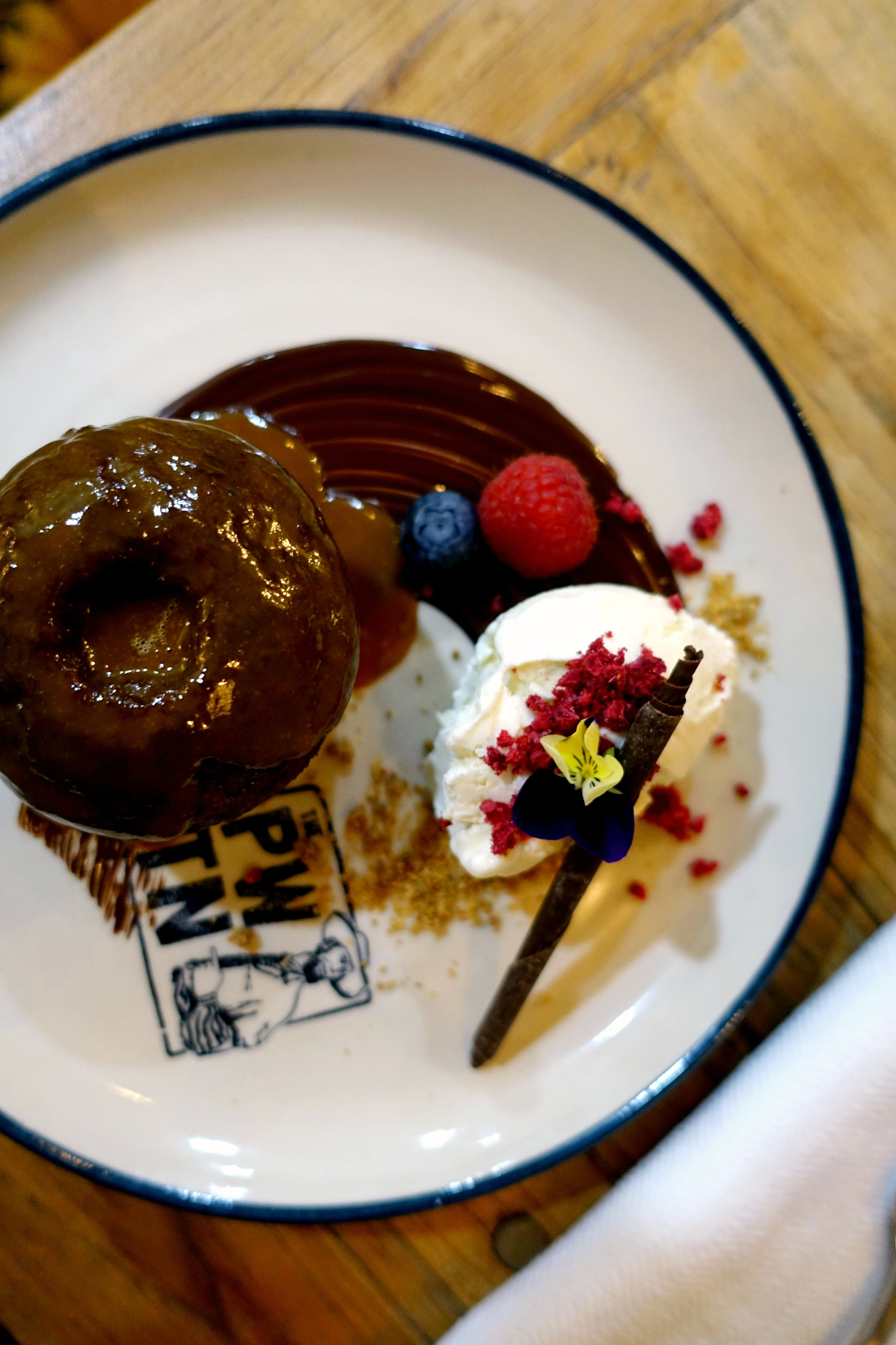 Sticky Date Pudding PWTN