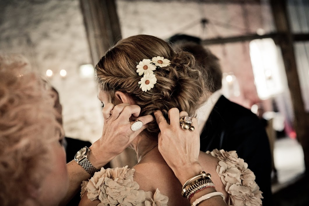 Up Styles and Bridal - With the vast amount of experience with bridal hair our stylists would be delighted to help you make the right decision and create the perfect style for your big day.
