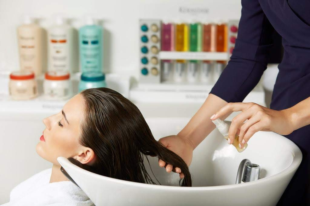 Treatments - We have a range of treatments in salon to help your hair and scalp. From hair breakage to sensitive and dry scalps. We have treatments and home care products which are tailored to you and your hair.