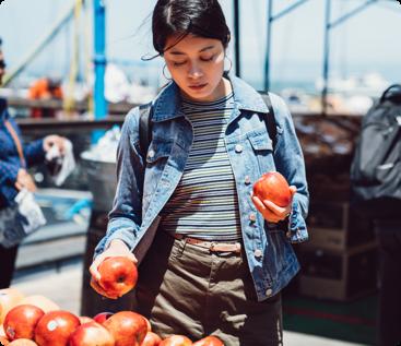 Confianza - Conecta con tus consumidores y acerca de manera creíble la historia y recorrido de tus productos.