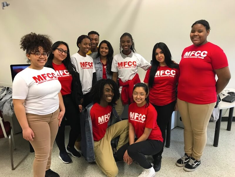 rosa parks high school - Paterson, New Jersey Launched January 2018