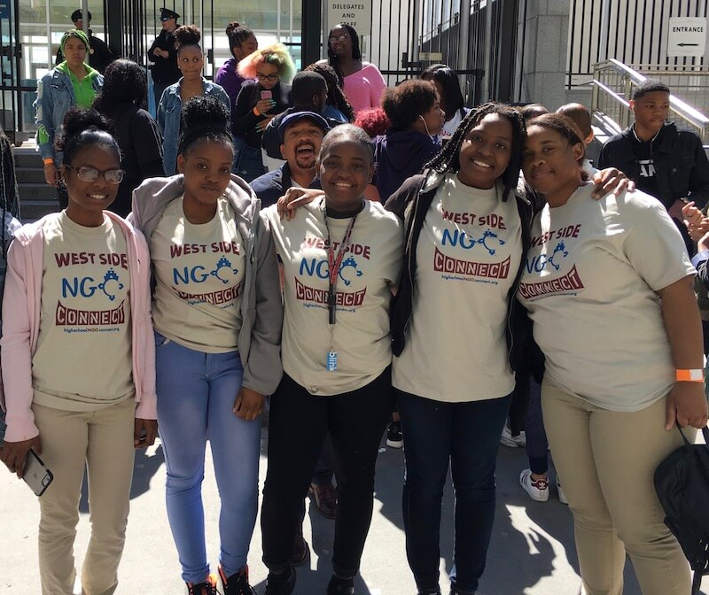 West Side high school - Newark, New Jersey Launched May 2019