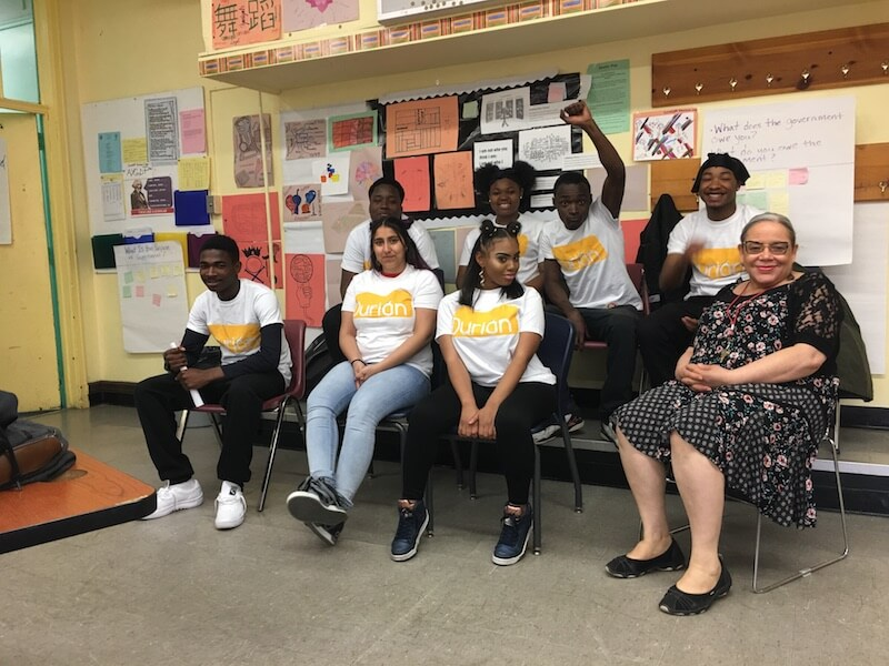 uplift academy high school - Newark, New Jersey Launched April 2018