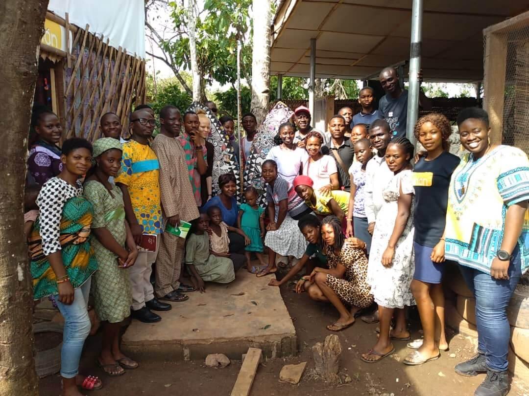 Imafon community high school - Akure, Ondo State, Nigeria Launched November 2018