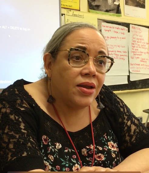 """""""Thank you for arranging this wonderful opportunity for Uplift students. Our very first Skype interview was informative and inspiring."""" - Milagros Harris, Social Studies Teacher, Uplift Academy"""