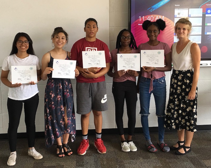 stem innovation academy of the oranges - East Orange, New Jersey Launched May 2019