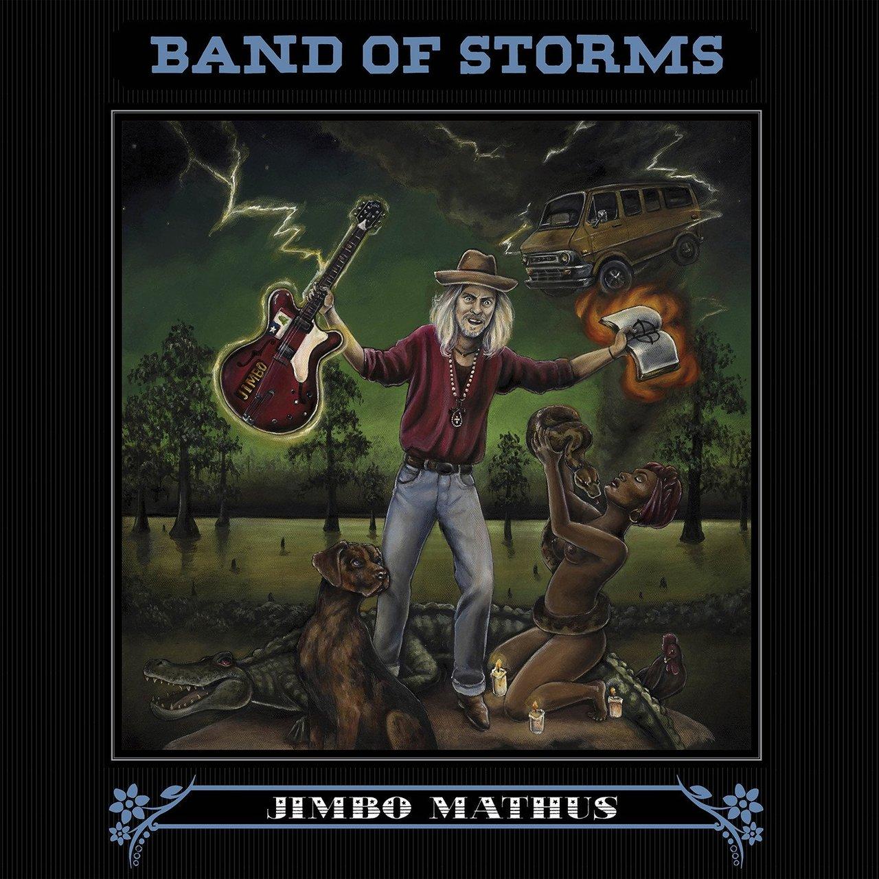 Bands of Storms - $17