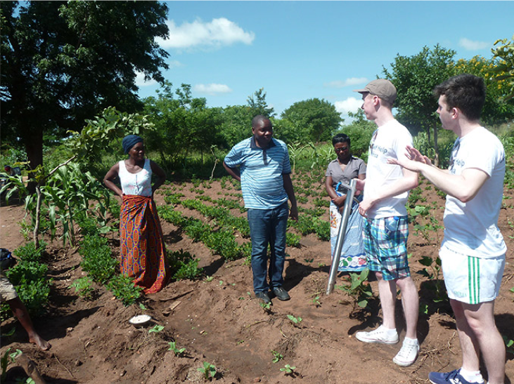- We are achieving this by developing agricultural tools for smallholder farmers in Malawi; which can be produced in Malawi and given to farmers in need at no cost to them, due to our varying revenue streams in developed nations.